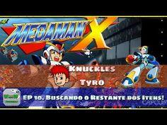 Mega Man X - Pegando todos os itens que faltavam! | Blog Viiish Channel