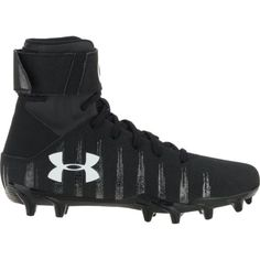 best service 5b16c a750b Under Armour Boys  C1N MC JR Football Cleats (White Silver, Size 3.5) -  Youth Football Shoes at Academy Sports