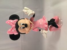 Minnie Mouse Clubhouse Video Tutorial by Cup n Cakes Gourmet - YouTube