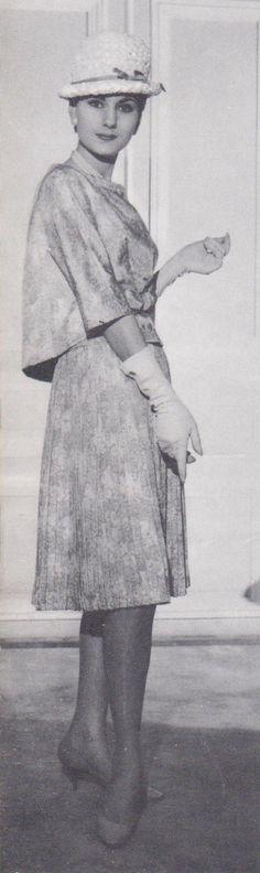 Jacques Heim Votre Beaute - Spring 1961