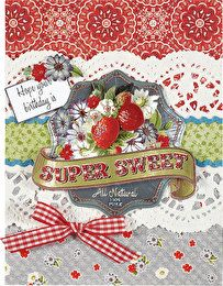Strawberry Jam Foil Paper Tole by Hot Off The Press Inc (4108051)