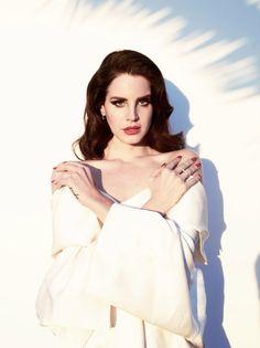 Lana Del Rey for Fashion Magazine.