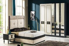 EMIRGAN Furniture Styles, Luxury Furniture, Bristol London, Beige Living Rooms, Dressing Table Mirror, Bed Base, Under Bed, Headboards For Beds, Dali