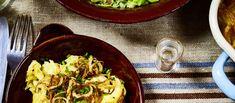 Das Rezept | Käsespätzle mit Endiviensalat