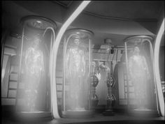 The Robinsons entering suspended animation for their trip to Alpha Centauri (Lost in Space) Space Tv Series, Space Tv Shows, Suspended Animation, Irwin Allen, Space Photos, Lost In Space, Old Tv, Classic Tv, Great Movies
