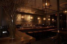 the bar at JCT