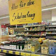 Schulanfang in Deutschland