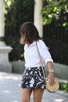 White Shirt - I love white shirts...blouses, tops