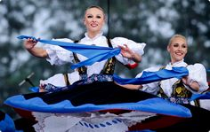 Costume from Kujawy (Poland). Folk Costume, Costumes, Shall We Dance, People Of The World, Dance The Night Away, Polish Girls, Baby Strollers, Beautiful People, Culture