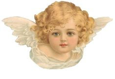 Wings of Whimsy: Cherub Torso 1 PNG (transparent background) - free for personal use #vintage #ephemera #printable