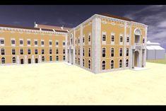 Palácio Patriarcal Edificado na mesma época que a Igreja Patriarcal, era também conhecido por Palácio dos Patriarcas. A Praça ou Largo da Patriarcal era a designação do espaço em frente ao palácio