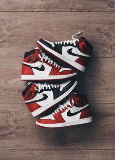 newest 0d5f1 dd31e Nike Air Jordan 1 (by jamiepaige) Nike Shoes, Sneakers Nike Jordan, Nike