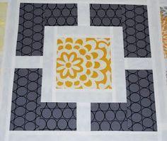 Hyacinth Quilt Designs: Garden Fence