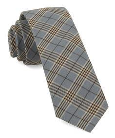 6e770afef190 Newton Plaid Ties - Powder Blue   Ties, Bow Ties, and Pocket Squares