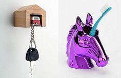 Veja mais no joiasdolar.blogspot.com.br *Em cada post do blog constam os créditos das imagens* #wishlist #wishes #EuQuero #decor #inspiração #inspiration #inspiración #ideas #ideias #joiasdolar #unicorn #kombi