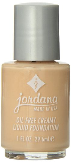 Jordana Oil-free Liquid Foundation Sand 05 with Pump ** This is an Amazon Affiliate link. Read more at the image link.