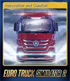 Komunita služby Steam :: Steam odznaky :: Euro Truck Simulator 2 Euro, Badge, Trucks, Truck, Badges