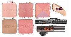 Benefit holiday 2015: Real Cheeky Party Kit contents