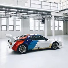 WEBSTA @ car_vintage - • Memories from a Race car. BMW M1 •www.carandvintage.comBy @sportfahrer#memories #art #classic #race #german #ferrari #mercedesbenz #porsche #bmw #bugatti #carporn #vintage #firstpost #first #elegance #lux #luxury #luxurycar #luxur