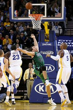 Boston Celtics  Kris Humphries
