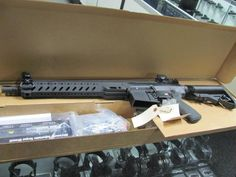 """LMT .308 with a 13.5"""" barrel, from $2960 at Hollywood Tactical Arms https://www.facebook.com/HollywoodTacticalArms"""