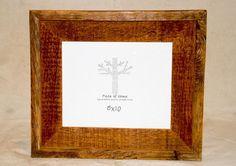 8x10 Reclaimed Barnwood Frame, Rustic Decor, Rustic Frames, Picture Frames, Frames, Barnwood, Barn wood, Barn wood Frames, Gift Ideas by PieceofHomeDecorMN on Etsy https://www.etsy.com/listing/231881762/8x10-reclaimed-barnwood-frame-rustic