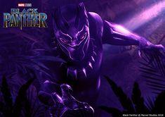 Black Panther (2018) - Promo Art