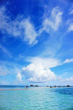 石垣島の海 楽園 Ishigaki island, Okinawa, Japan