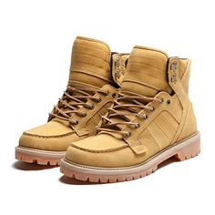 SUPRA SKYBOOT | WHEAT - GUM | Official SUPRA Footwear Site  I want a pair of these so damn bad!!!!!