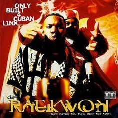 RAEKWON-ONLY BUILT 4 CUBAN LINX -2LP-