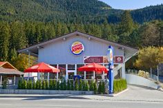 #Burger King, #Garmisch Partenkirchen