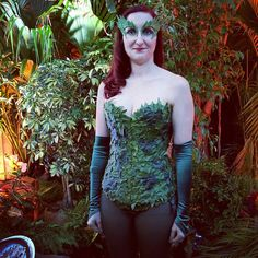 #nycc #nycc15 #cosplayer #dc #poisonivy