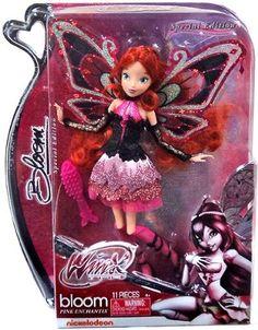 Amazon.com: Winx Club Pink Enchantix Special Edition Bloom: Toys & Games