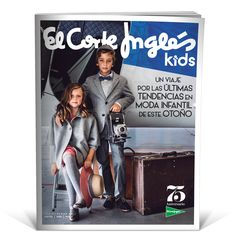El Corte Ingles Kids. Moda infantil. Otoño/Invierno 201-2016