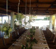 Wedding eolian island