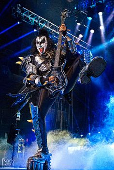 Gene Simmons, KISS -The ultimate rock star?