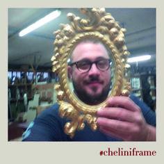 Vasco Bussetti for #cheliniframe