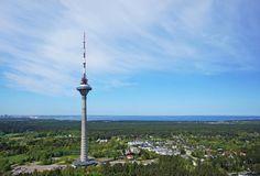 Parhaat näköalapaikat   Tallinnaan! - Tallinnan TV-torni
