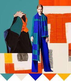 FASHION VIGNETTE: TRENDS // PATTERN PEOPLE - Print + Color Inspirations and Design Submissions