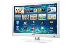 Samsung UE26EH4510 26-inch Widescreen HD Ready Smart LED TV with Freeview and Built-in Wi-Fi - White Reviews - http://www.cheaptohome.co.uk/samsung-ue26eh4510-26-inch-widescreen-hd-ready-smart-led-tv-with-freeview-and-built-in-wi-fi-white-reviews/
