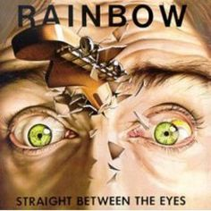 Ritchie Blackmore & Rainbow Straight Between The Eyes 1982