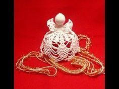 Ангел крючком_angel crochet - YouTube