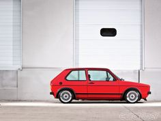 Love, love love, Mk1 GTI 16V's Makes me smile.