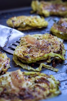 Bring cabbage to a whole new level with this simple, fast and delicious side dish. eatwell101.com