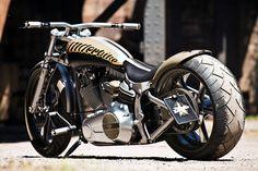 #Thunderbike Ego Shooter (Harley-Davidson Softail Rocker custombike)