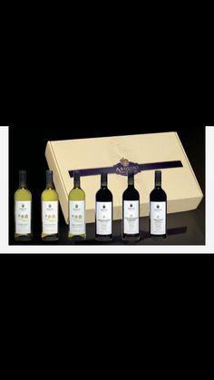 Super idea regalo, assortimento di sei bottiglie di vino a €25,62 (anziché €51,24)