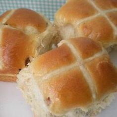 Try this top-rated Hot Cross Buns recipe for Easter - a perfect five stars is the only rating this recipe has ever seen!