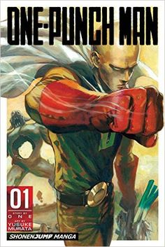Amazon.com: One-Punch Man, Vol. 1 (9781421585642): ONE, Yusuke Murata: Books