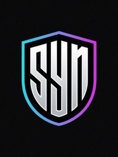 SYN Monogram Logo designed by Fifnine. the global community for designers and creative professionals. Monogram Logo, Initials Logo, Team Logo Design, Brand Identity Design, Branding Design, Logo Esport, Logo Monogramme, Soccer Logo, Esports Logo