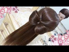 peinados de mariposa faciles para cabello largo bonitos y rapidos para nia en fiestas y la